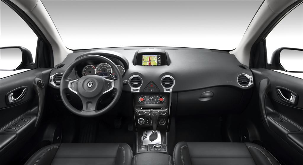 Fotos De Interior De Renault Koleos 2013 - Fotos de coches - Zcoches