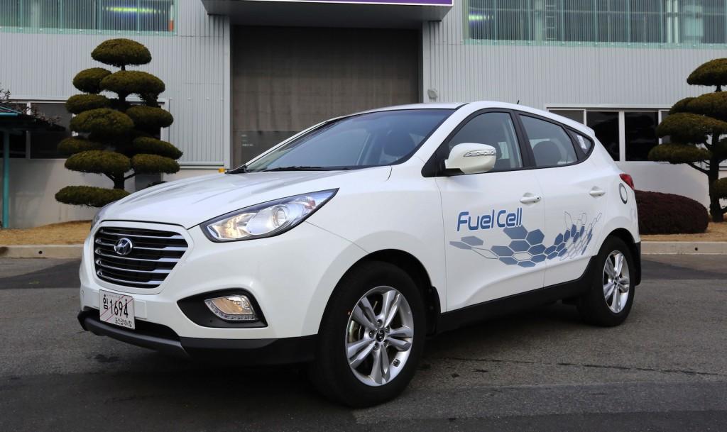 Hyundai ix35 Fuel-Cell 2