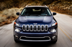Внедорожное видео Jeep Cherokee 2014