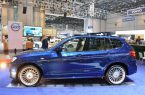 Alpina XD3 Biturbo в Женеве