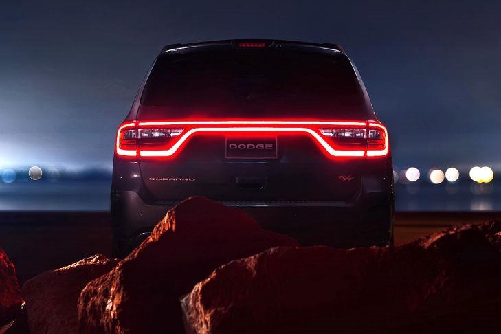Обновленный Dodge Durango получит «заряженную» модификацию SRT