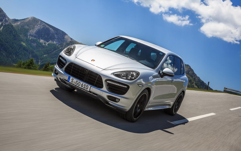 Porsche Cayenne GTS 2013 (Тест Драйв) Технические характеристики