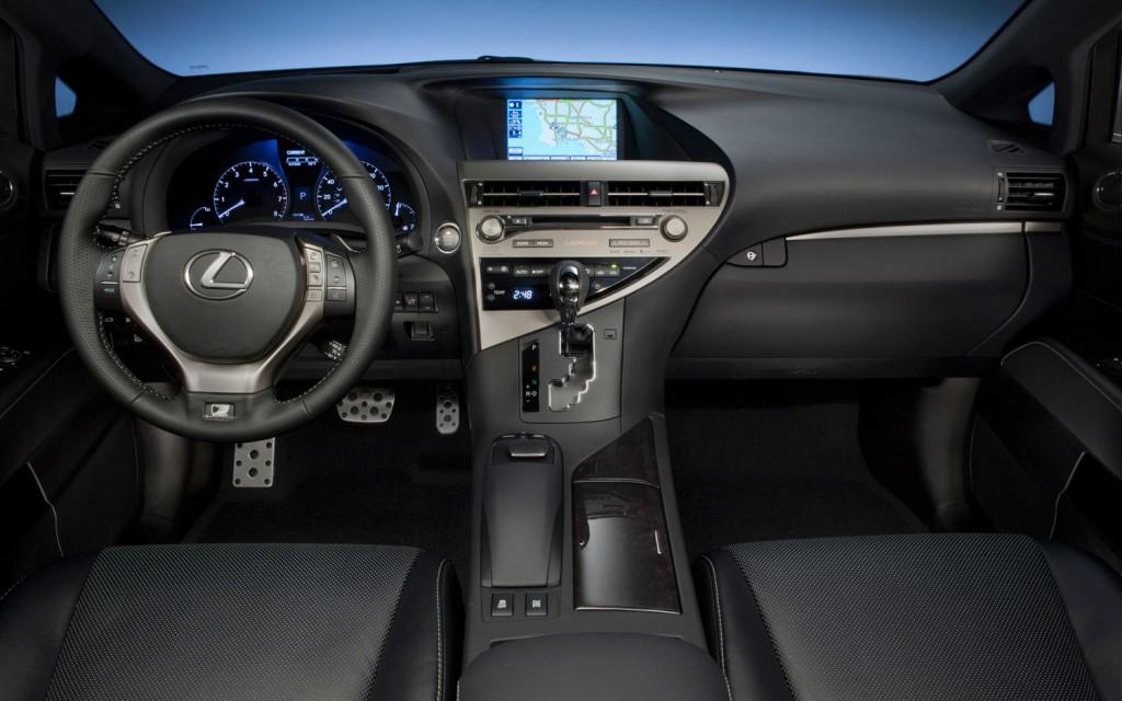 Lexus RX 2013 03