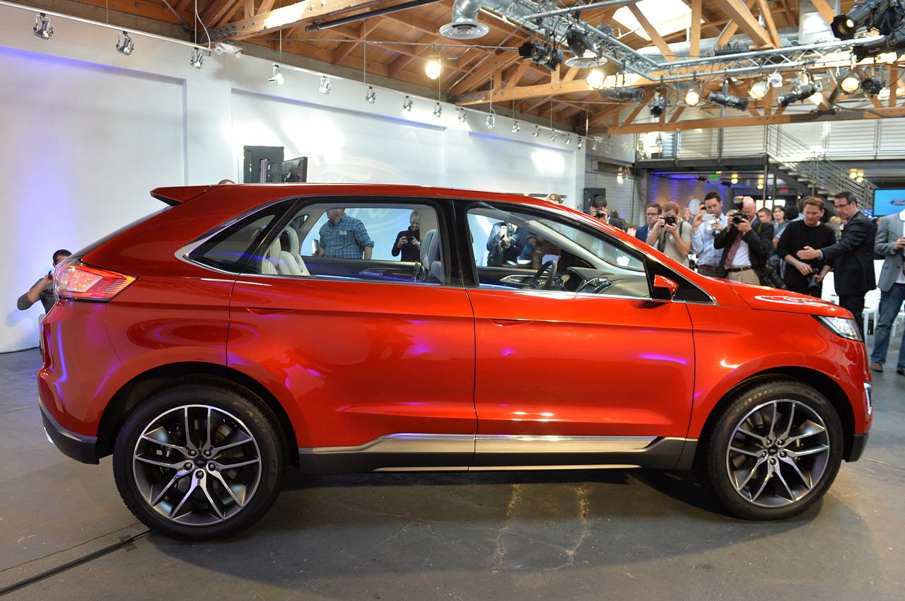 Новый форд эйдж 2014 фото