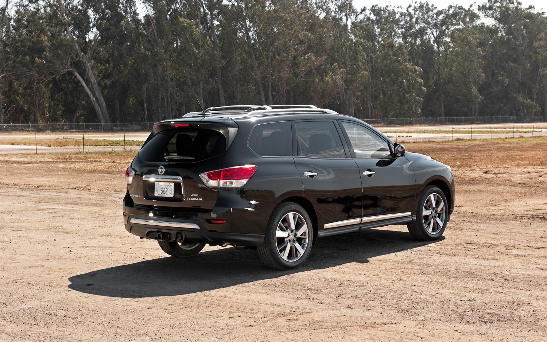 Nissan Pathfinder 2014 03