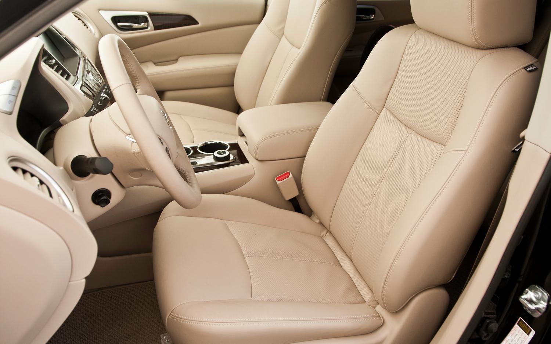 Nissan Pathfinder 2014 06