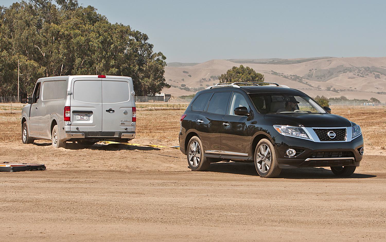 Nissan Pathfinder 2014 07