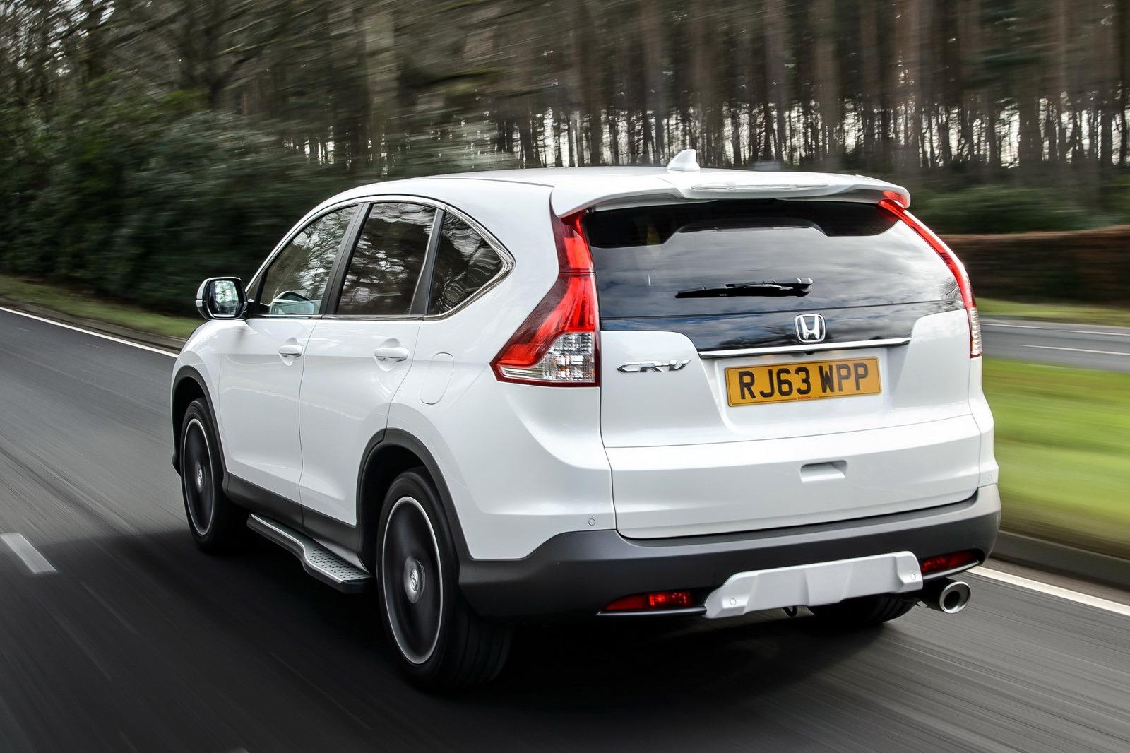 Новая хонда срв 2014 фото
