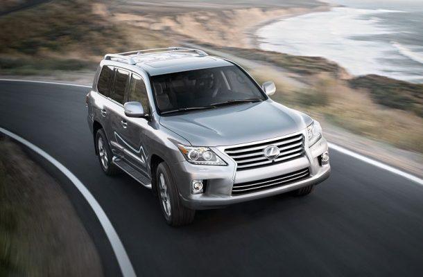 У Lexus может появиться дизельный внедорожник