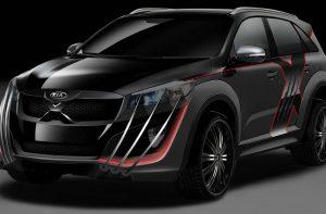 Kia Sorento 2015 X-Car 01