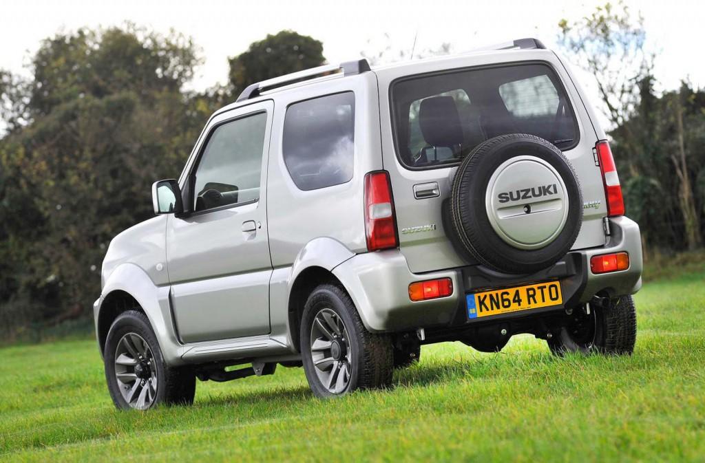 Suzuki Jimny 2015 02