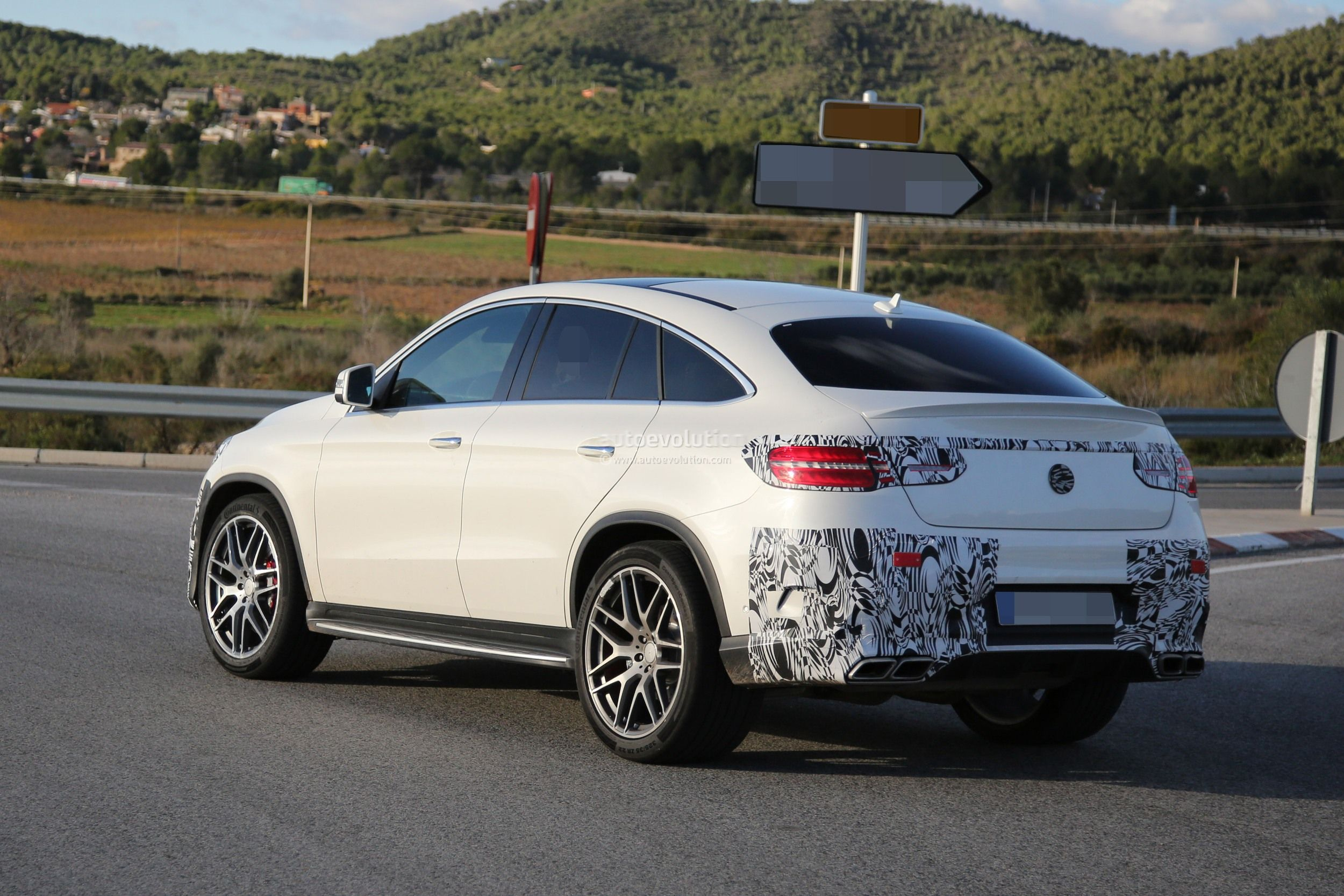 Amg gle 63 for Mercedes benz gle coupe amg