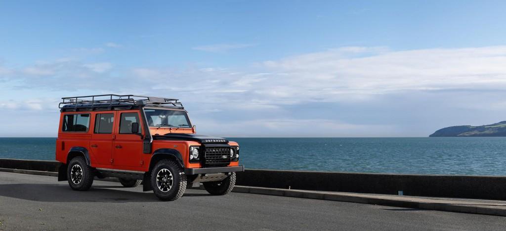 Land Rover Defender special edition 03
