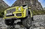 Mercedes G500 4x4² 01