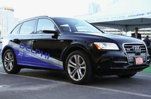 Audi SQ5 Delphi