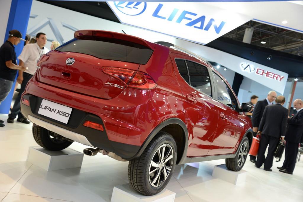 Lifan X50 02