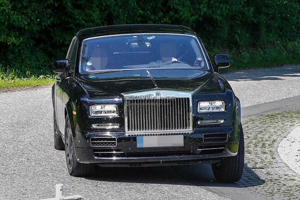 Rolls-Royce Cullinan 2018 01