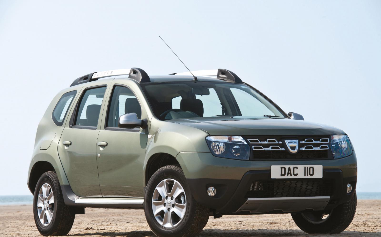 Dacia Duster 1.6 Euro 6 01