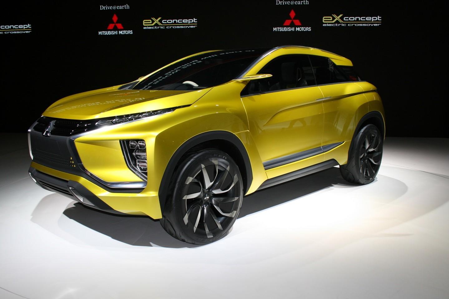 Mitsubishi eX Concept 01