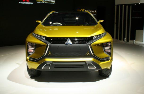 Mitsubishi eX Concept 03