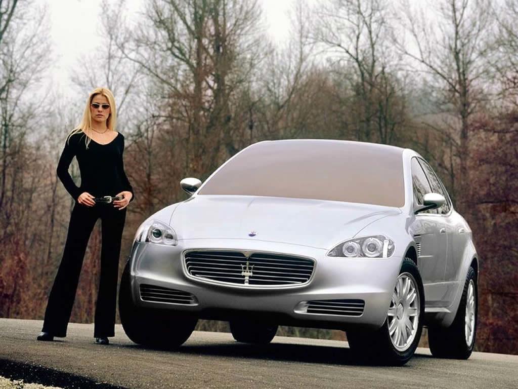 Maserati Kubang 2003