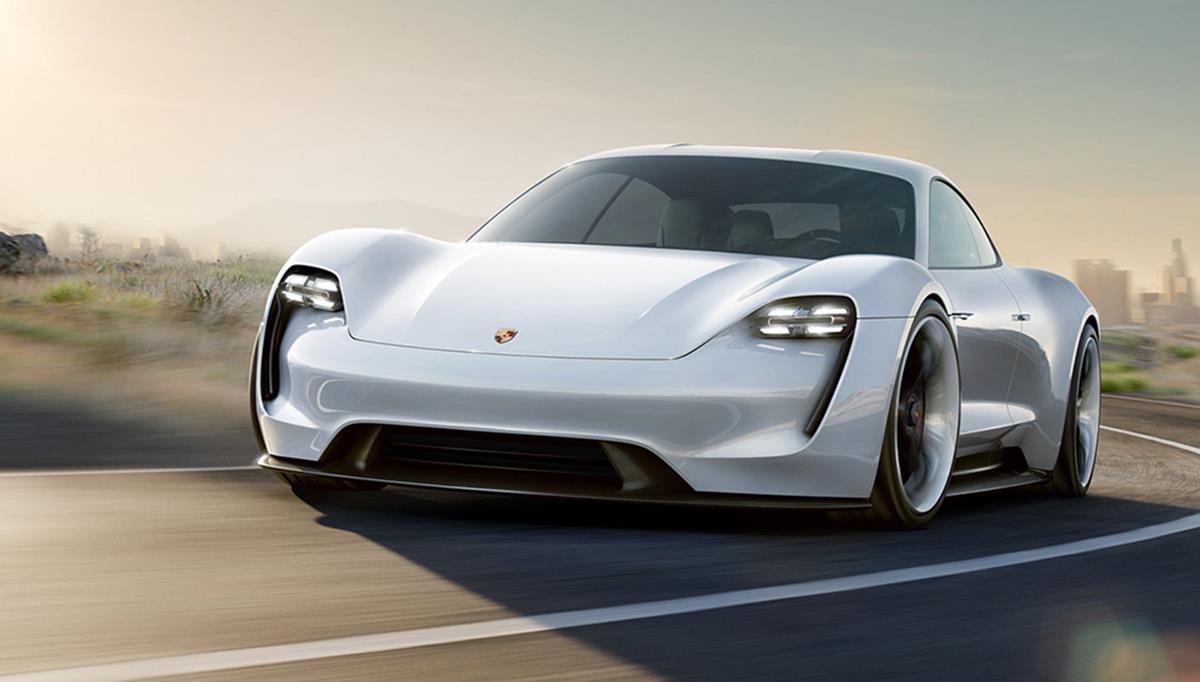 Вторым электромобилем Порше будет кроссовер