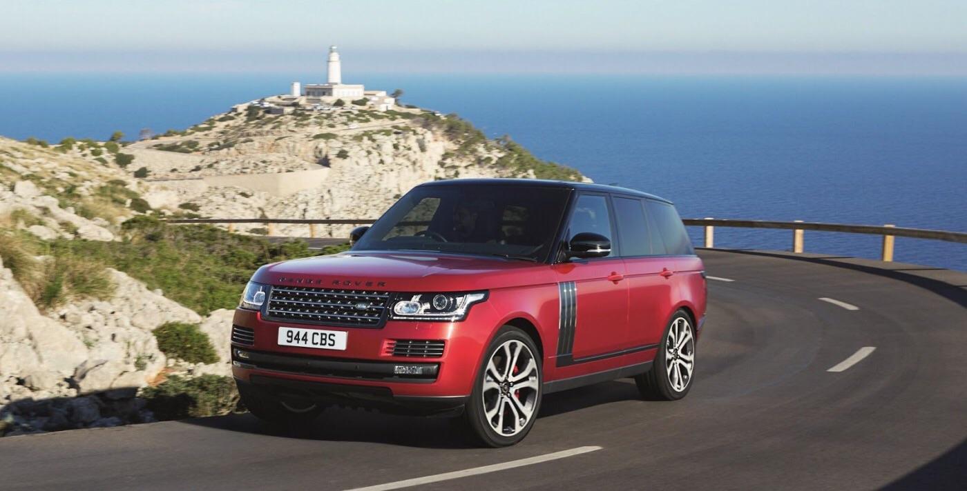 Range Rover обновился понескольким фронтам— Королевские премудрости