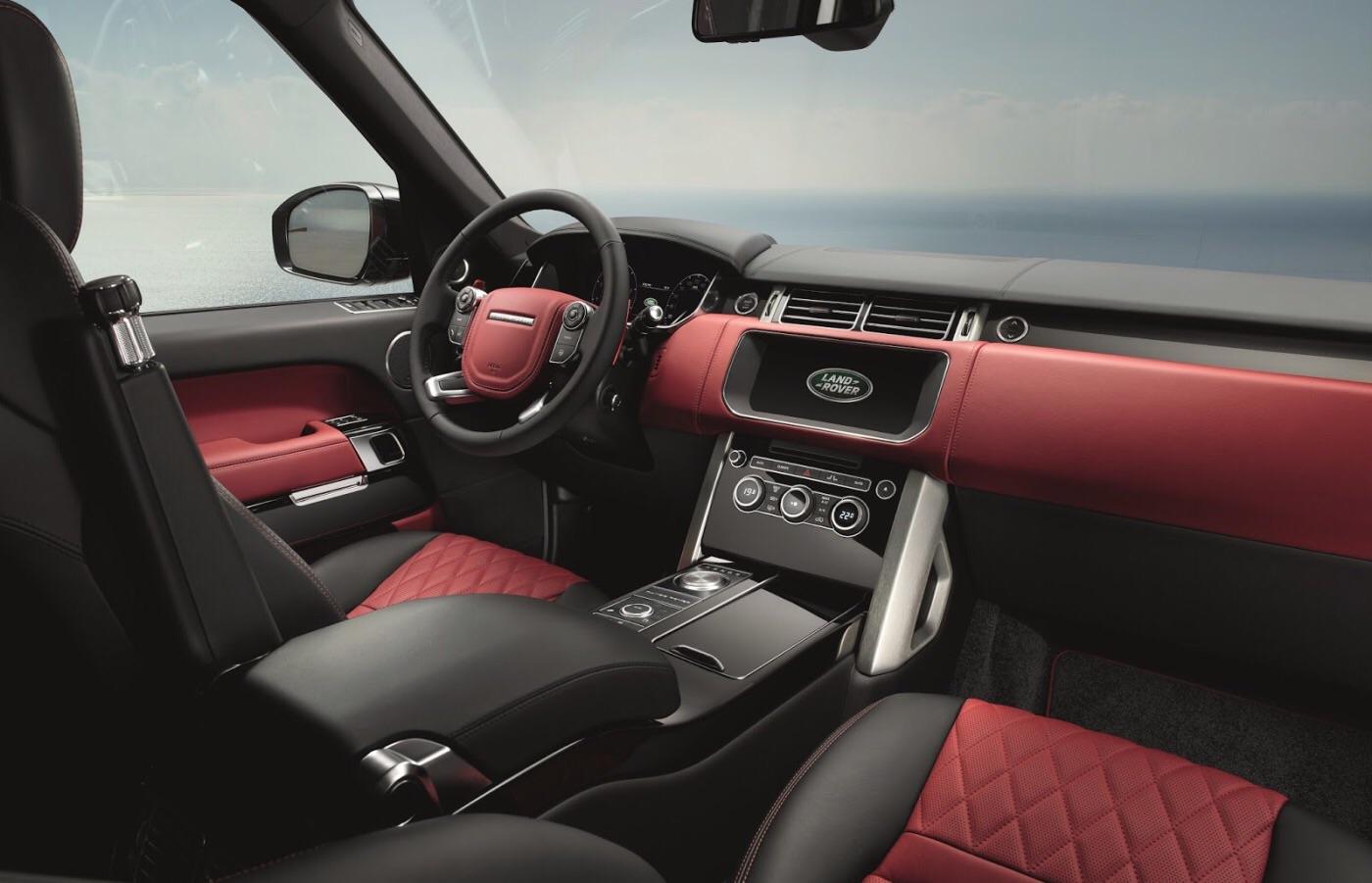 Новый мотор ипродвинутые технологии для Range Rover 2017