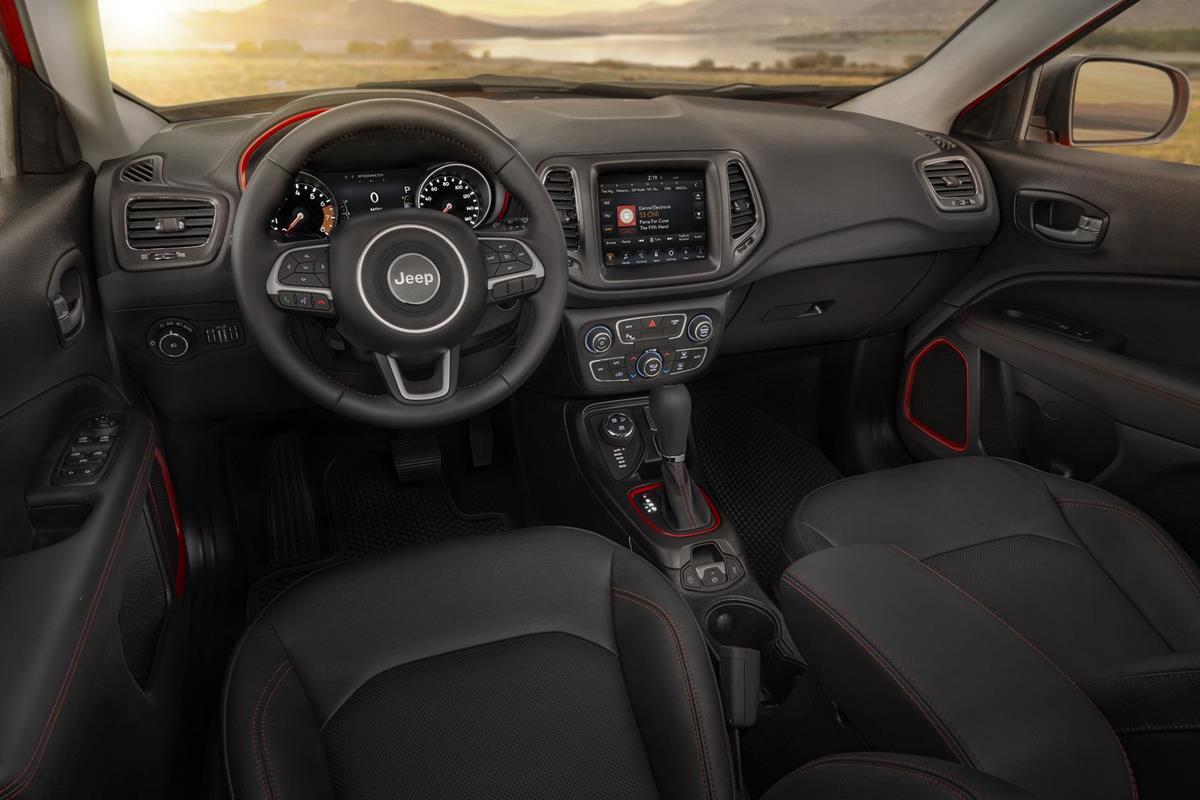 Новый Jeep Compass представлен официально