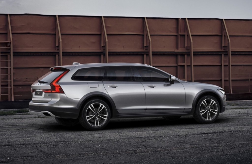 Polestar V90 Cross Country