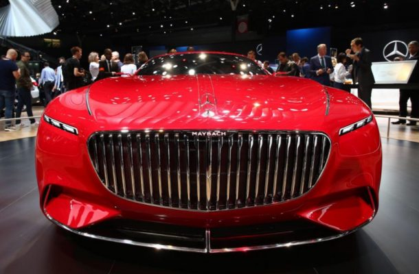 Maybach Concept Coupe