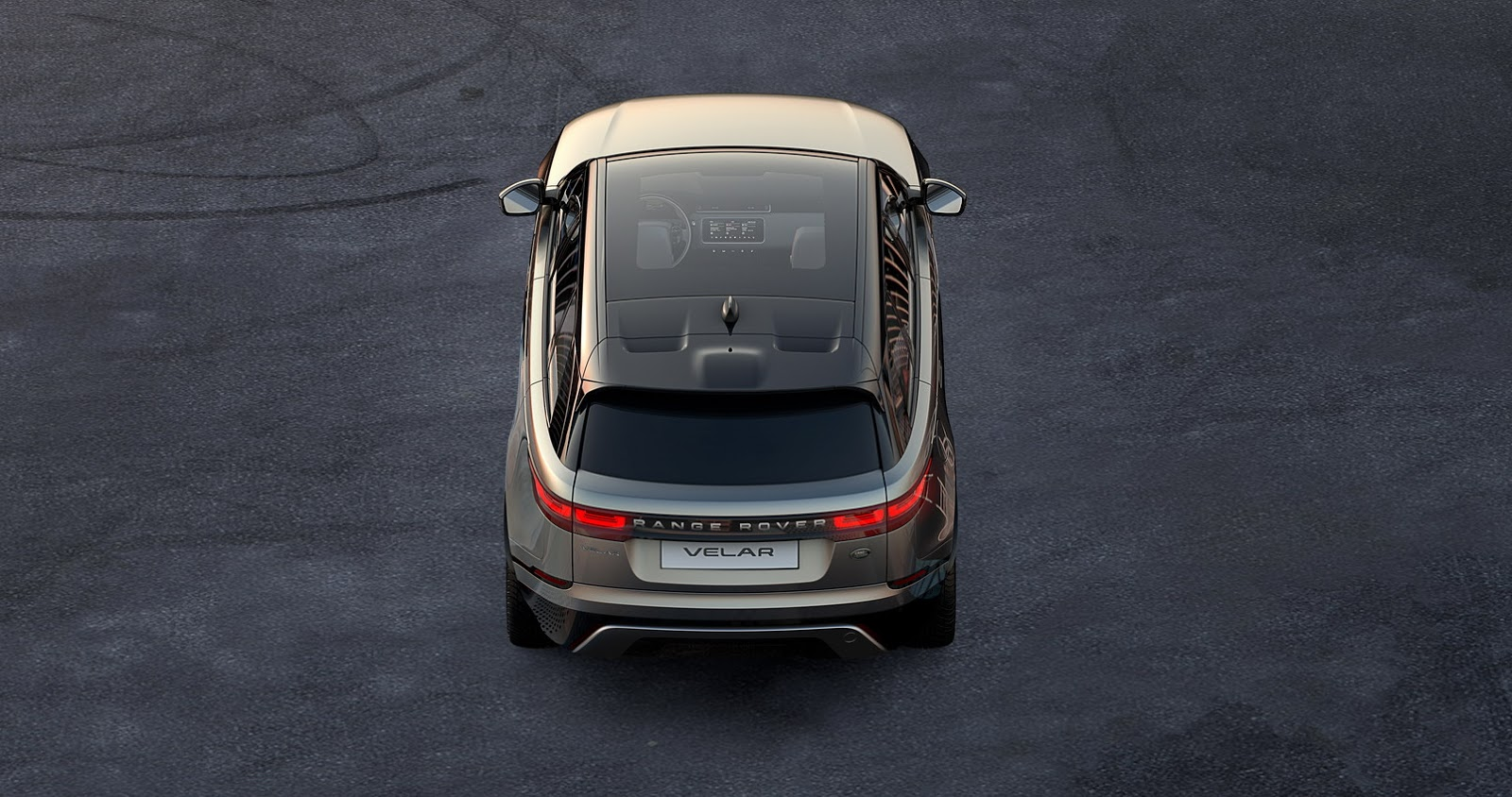 Range Rover Velar: первое фото
