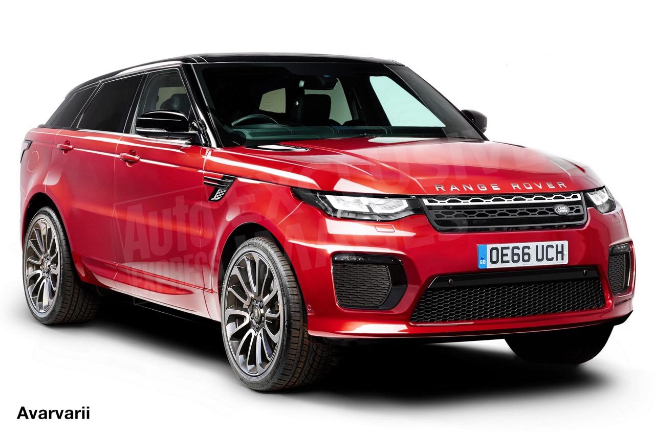 Новый кроссовер Лэнд-Ровер будет называться Range Rover Velar