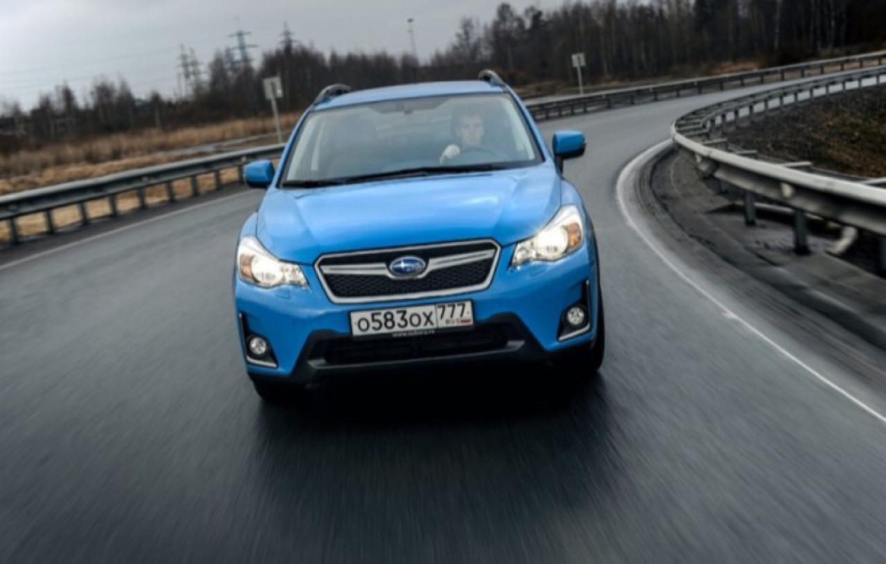 Subaru XV Hyper Edition