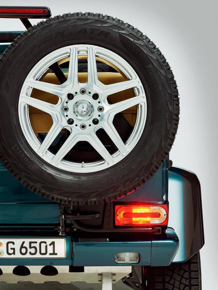 Mercedes g 4x4
