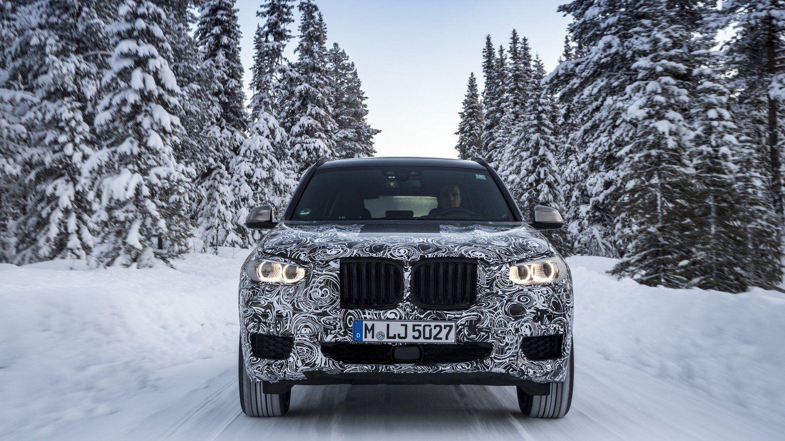 БМВ Х3 в новом кузове 2018 года - дата выхода в продажу и ...: http://allroader.ru/bmw-x3-2018-55570-2/