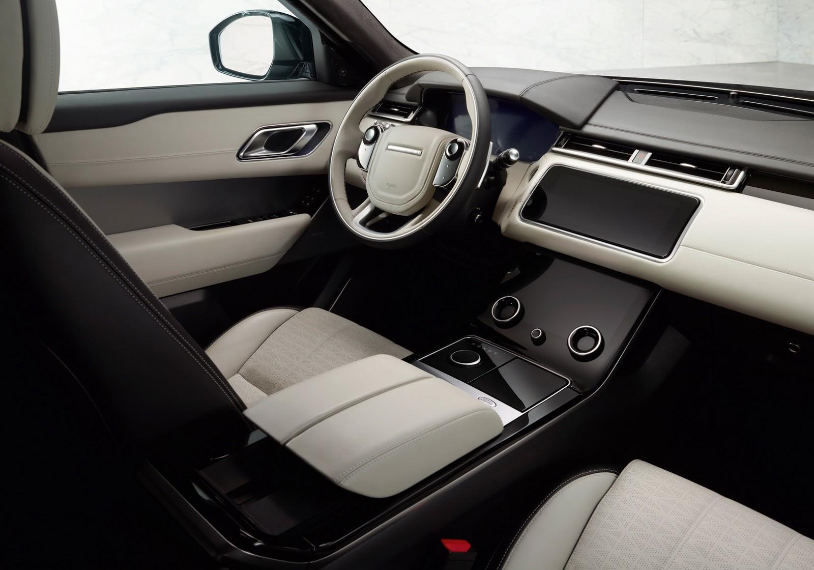 Самый новый  Range Rover Velar: названы русские  цены