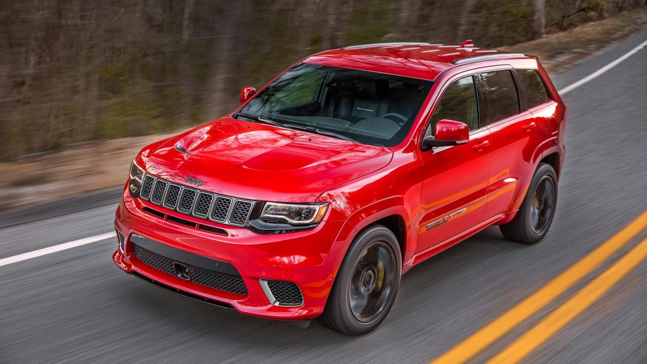 Jeep оценил мощнейший внедорожник вмире встоимость «Демона» class=
