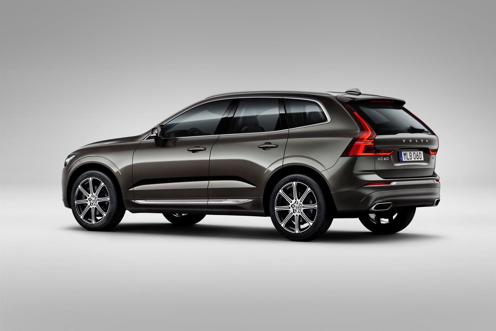 В Volvo дали старт продажам вАнглии кроссовера Volvo XC60