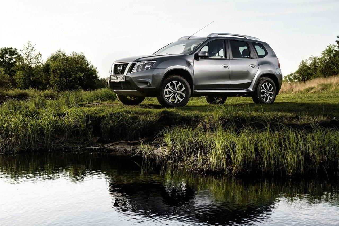 Nissan объявила рублевую стоимость обновленного Terrano