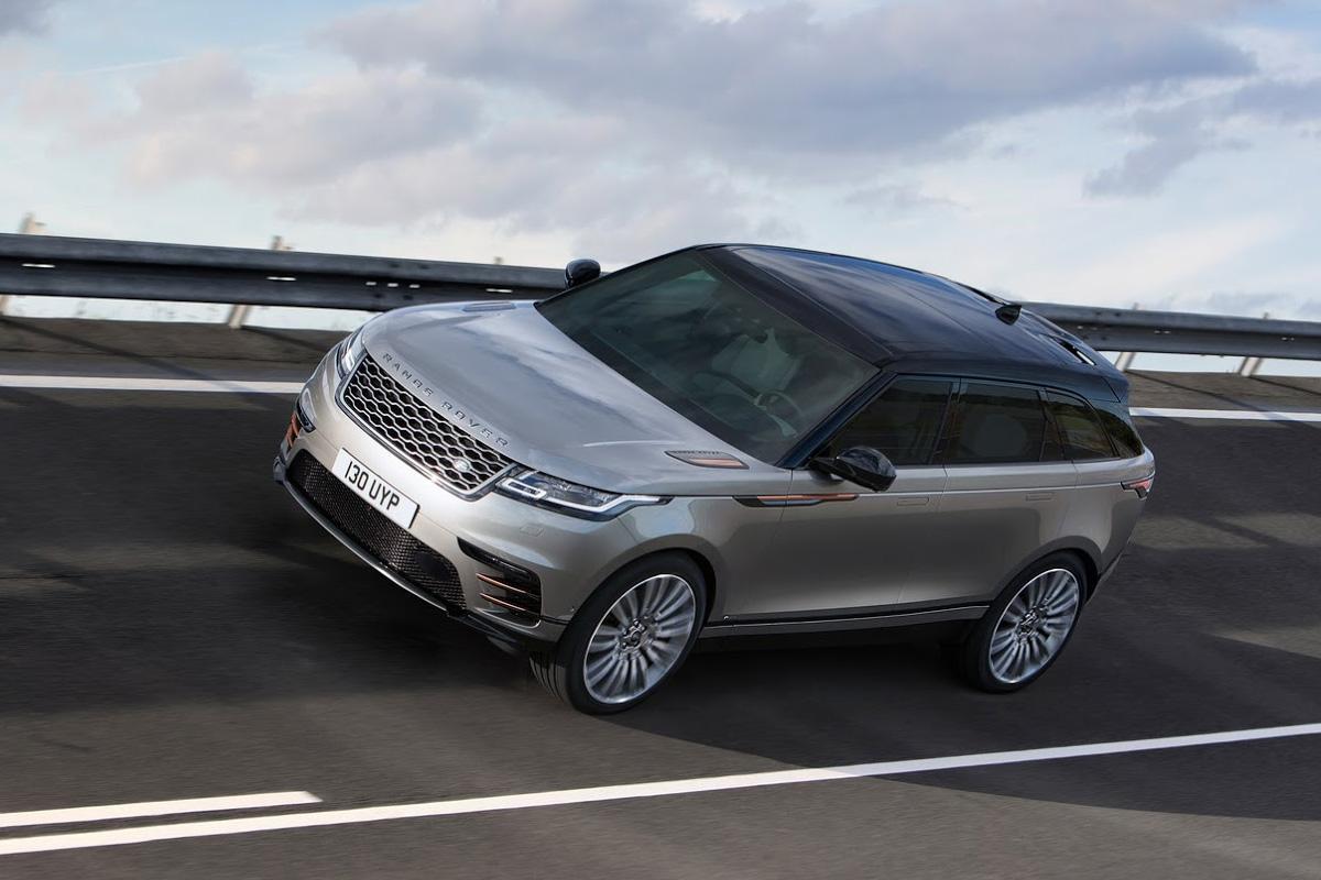 Range Rover Velar получит в Российской Федерации неменее мощнейший мотор