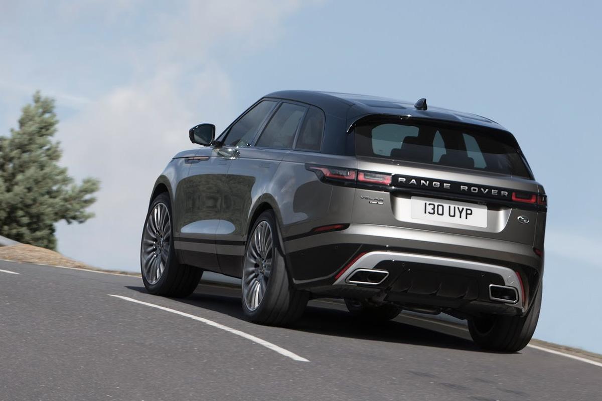 Road Rover? Новое семейство от Land Rover появится к 2020 году