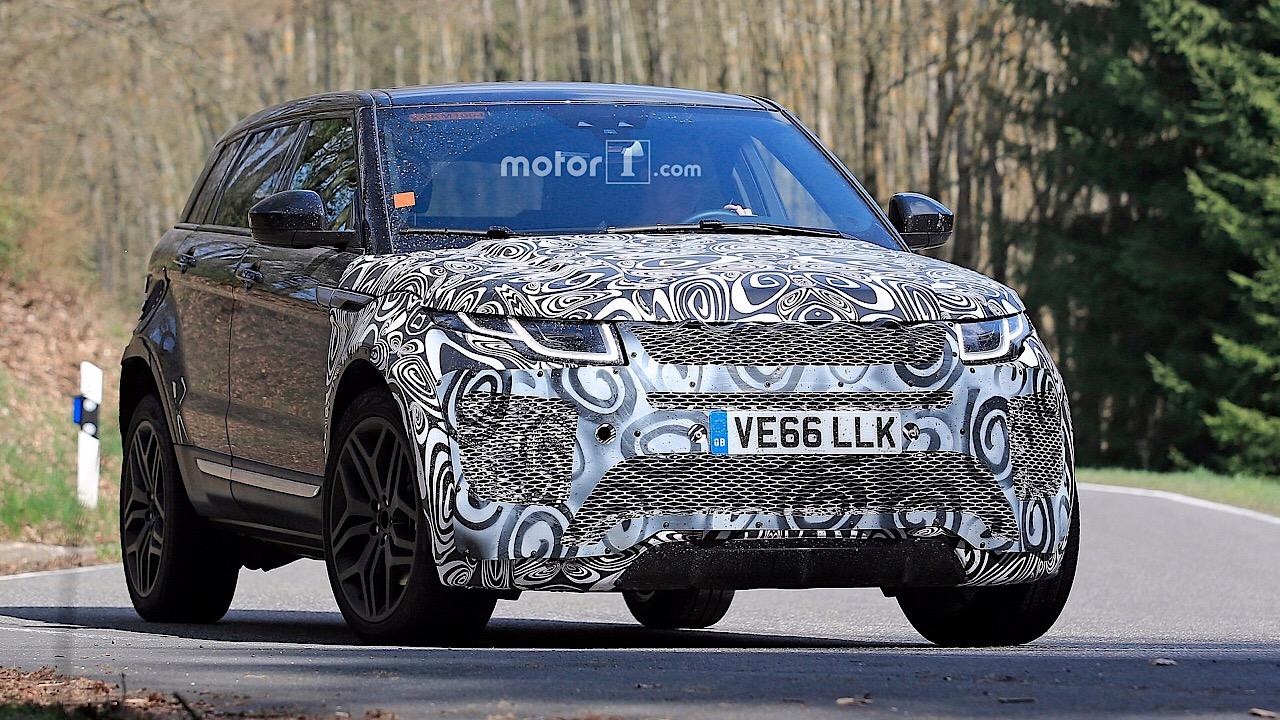 Компания Range Rover презентовала новый вседорожный автомобиль SVAutobiography