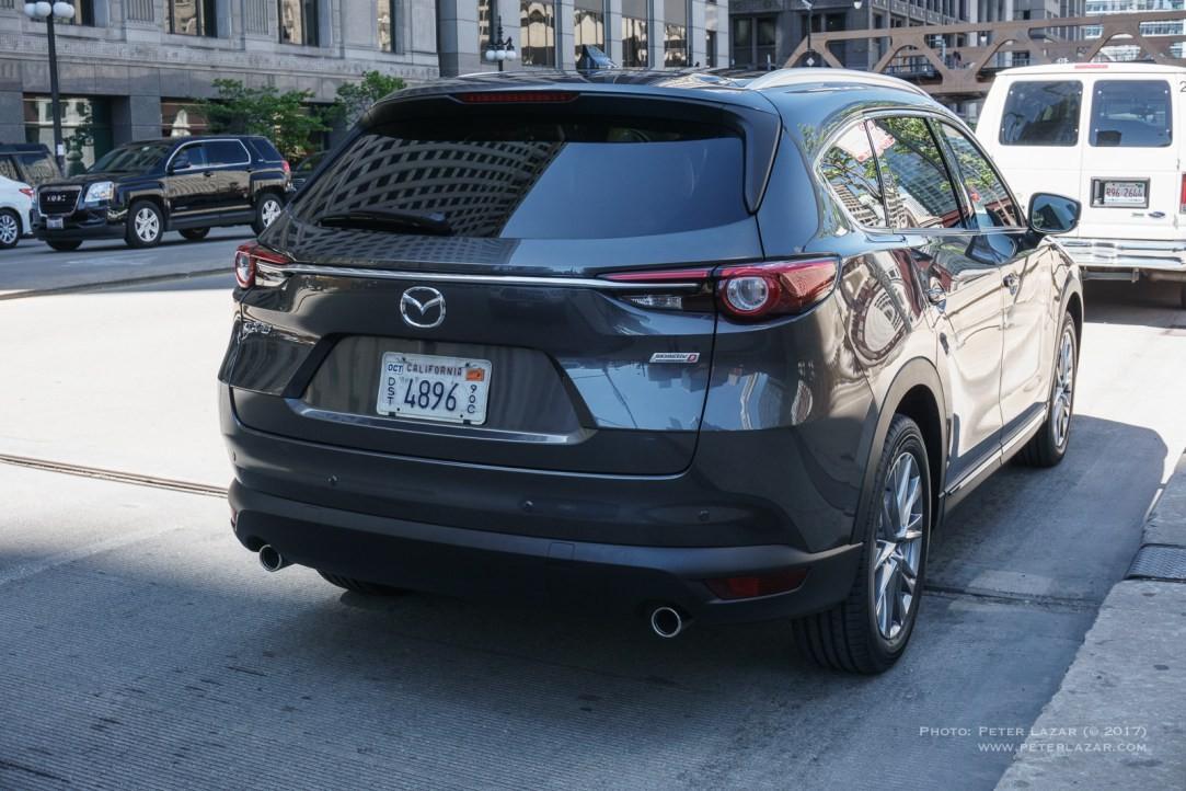 Рассекречены рублевые цены нановое поколение кроссовера Mazda CX-5