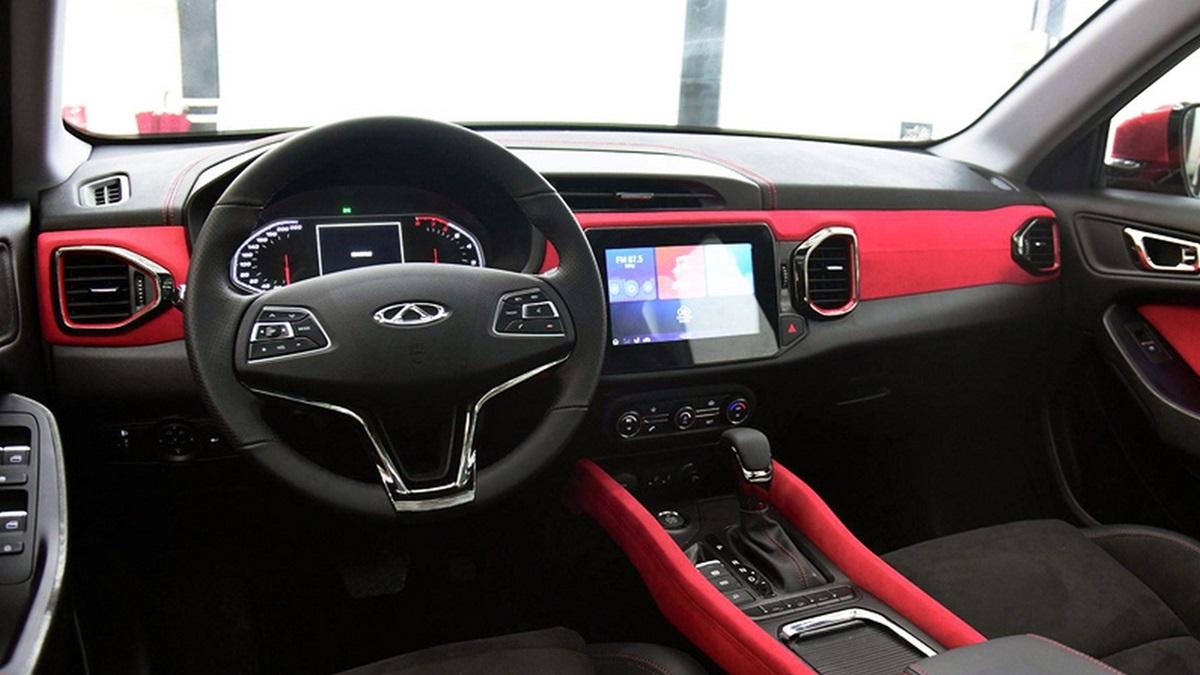 Чери в РФ расширит линейку авто натри модели