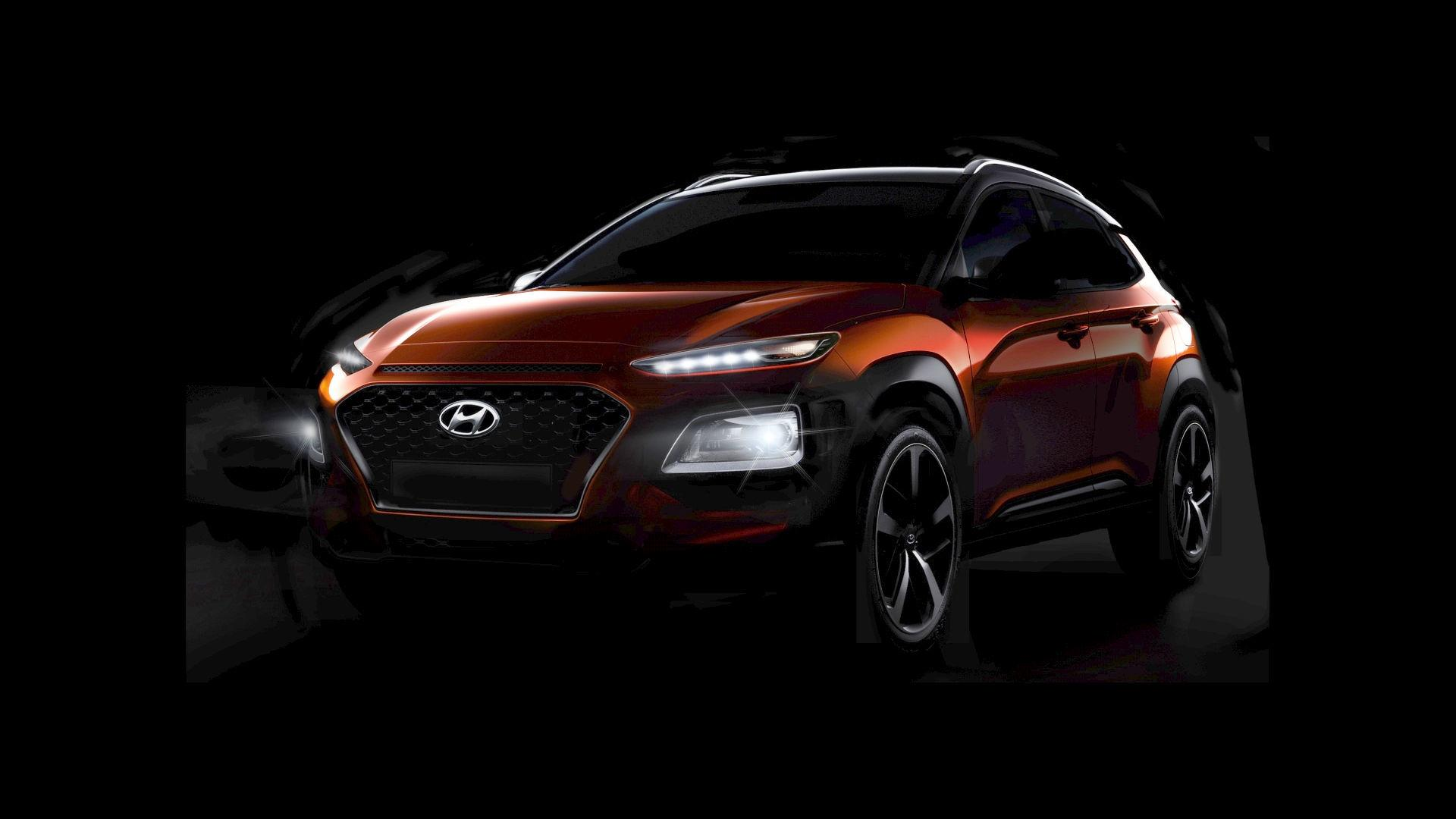 Hyundai Kona обзаведется электрической версией