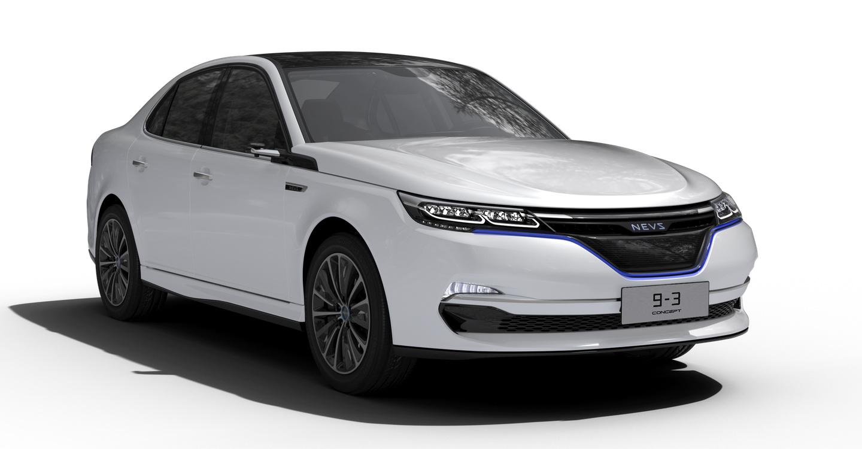 NEVS возрождает автомобили SAAB, но с электрическим сердцем