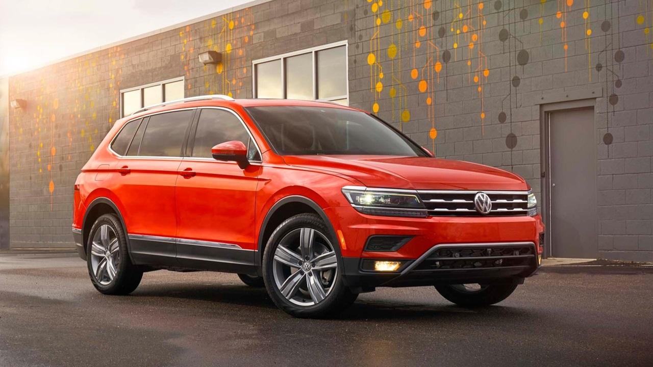 Озвучены цены на новый Volkswagen Tiguan