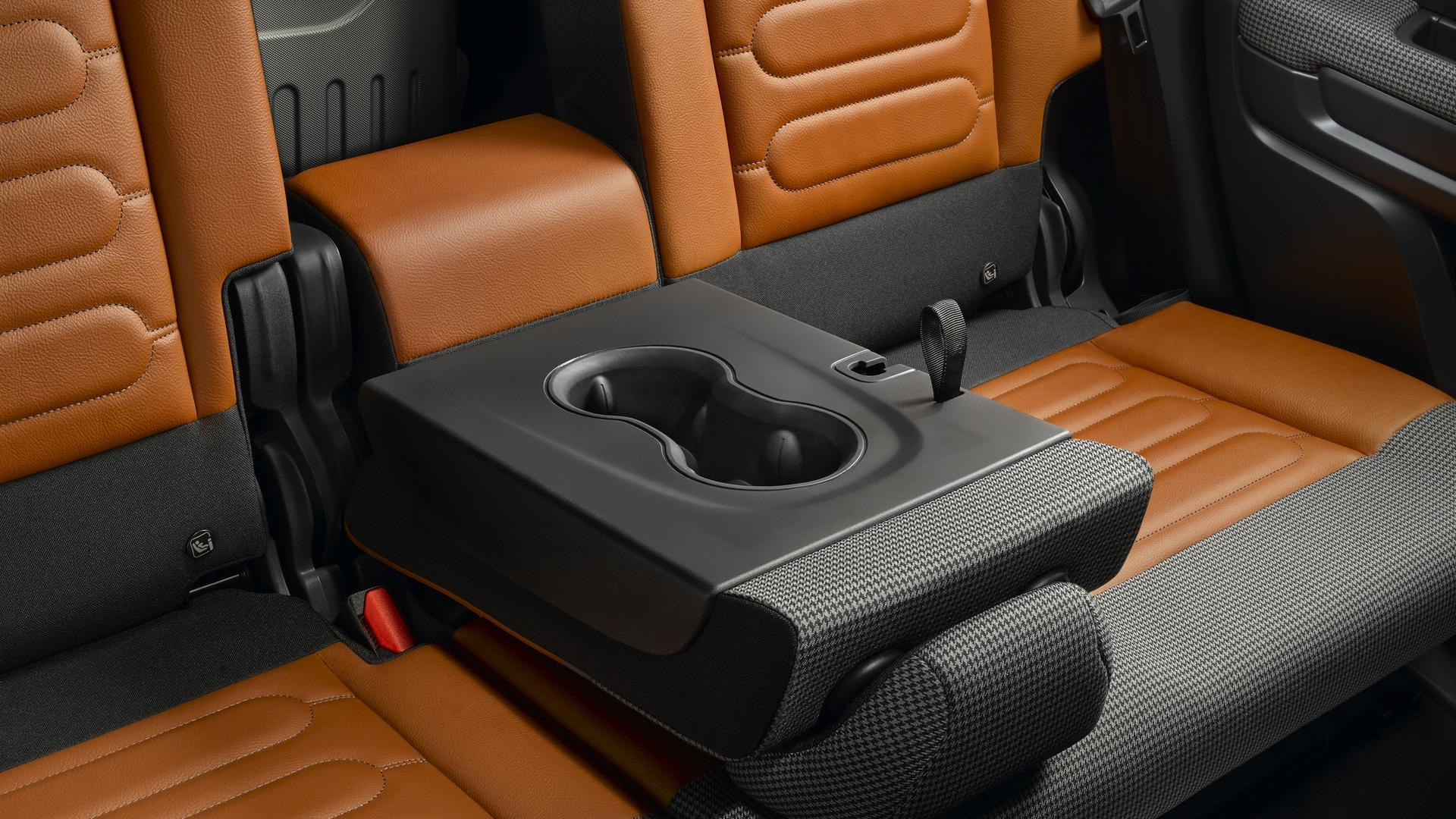 Citroen C3 Aircross — фотогалерея