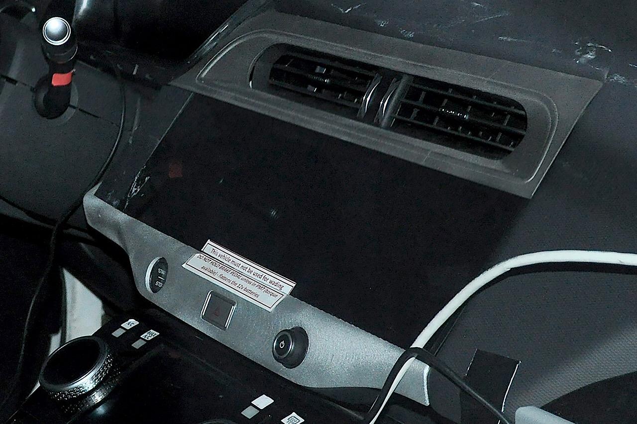 Ягуар  I-Pace блеснул интерьером серийной версии